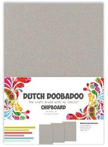 Chipboard A5 Dutch Doobadoo 474.300.004