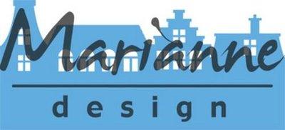 Marianne Design Creatable - Horizon Amsterdam LR0494