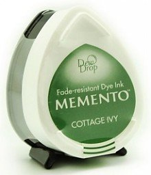 Memento Dew Drop - Cottage Ivy MD-000-701