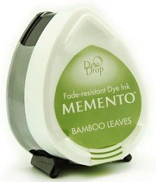 Memento Dew Drop - Bamboo Leaves MD-000-707