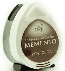 Memento Dew Drop - Rich Cocoa MD-000-800