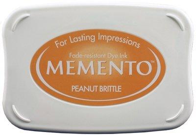 Memento Stempelkussen - Peanut Brittle ME-000-802