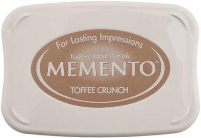 Memento Stempelkussen - Toffee Crunch ME-000-805