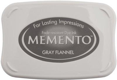 Memento Stempelkussen - Gray Flannel ME-000-902