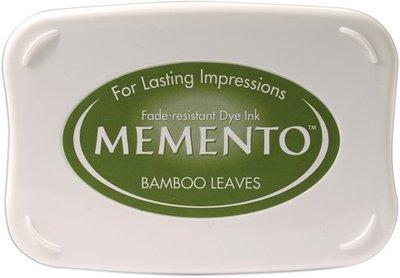 Memento Stempelkussen - Bamboo Leaves ME-000-707