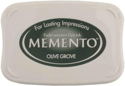 Memento Stempelkussen - Olive Grove ME-000-708