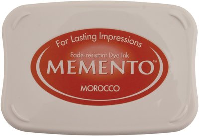 Memento Stempelkussen - Morocco ME-000-201