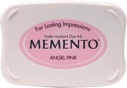 Memento Stempelkussen - Angel Pink ME-000-404
