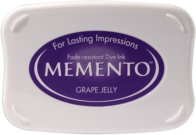 Memento Stempelkussen - Grape Jelly ME-000-500
