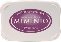 Memento Stempelkussen - Sweet Plum ME-000-506