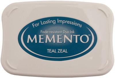 Memento Stempelkussen - Teal Zeal ME-000-602