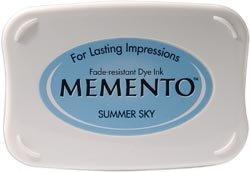 Memento Stempelkussen - Summer Sky ME-000-604