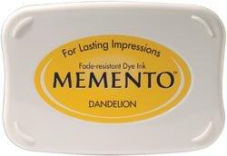 Memento Stempelkussen - Dandelion ME-000-100