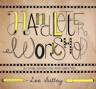 Boek Lee Suttey - Handletter Workshop