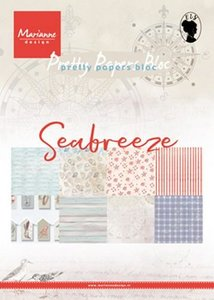 Marianne Design Paper Pack A5 - Seabreeze PK9156