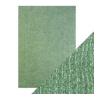 Tonic Studios Specialty Card - Emerald Hessian 9835E