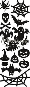 Marianne Design Craftable - Punch Die Halloween CR1450