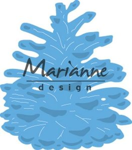 Marianne Design Creatable - Tiny's Denneappel Groot LR0557