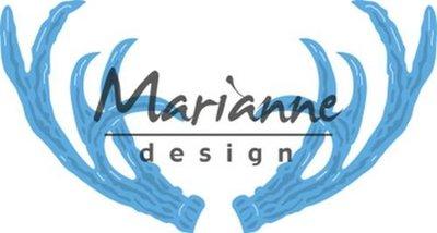 Marianne Design Creatable - Anja's Gewei LR0563