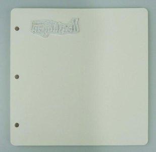 Nellie's Choice Bewaarmap - Navulling stempels WIPL002