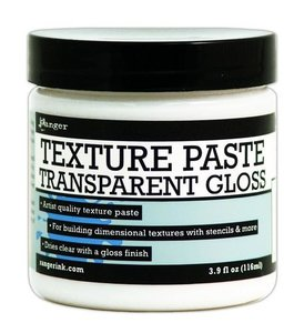 Ranger Texture Paste - Transparant Gloss INK44741