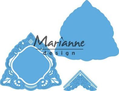 Marianne Design Creatable - Petra's Triangle LR0564