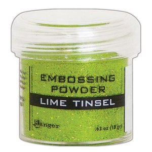 Ranger Embossing Poeder - Lime Tinsel EPJ64541