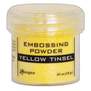 Ranger Embossing Poeder - Yellow Tinsel EPJ64596