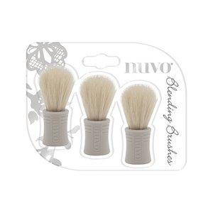Nuvo Blending Brush - 3 pack 970N