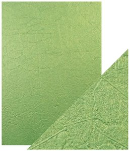 Tonic Studios Specialty Card - Green Leaves 9844E